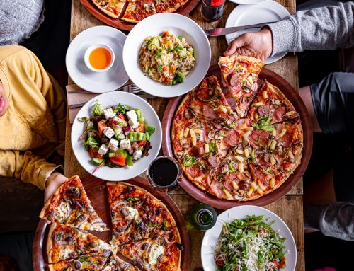 Arthur's Pizza for LickYourPhone